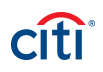 Citi and Citi with Arc Design is a registered service mark of Citigroup Inc.