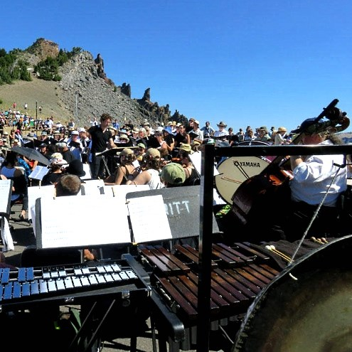 Tune with a View: Symphonic Sounds amid Scenic Splendor