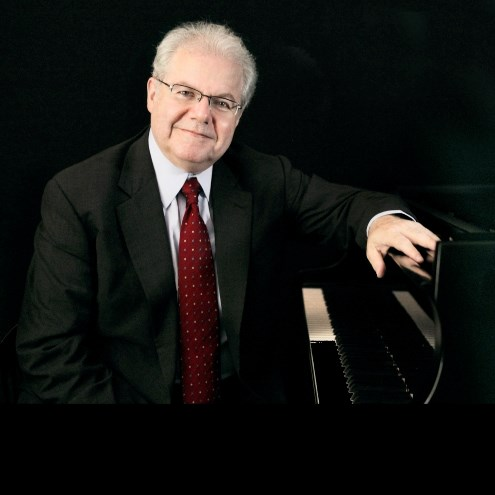 Pianist Emanuel Ax this weekend in the Concert Hall and WALLCAST™ Concert in SoundScape Park