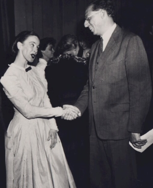 martha graham and aaron copland library of congress