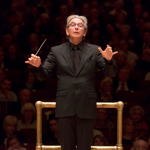 Happy Birthday Michael Tilson Thomas