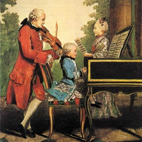 Happy 261st Birthday Mozart