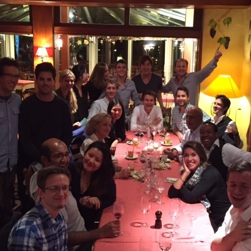 NWS Verbier Participants Hosted by NWS Trustee