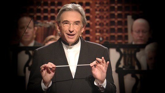 An Eventful Spring for Michael Tilson Thomas