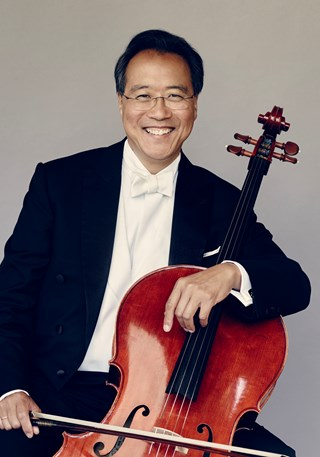 YO-YO MA PLAYS STRAUSS