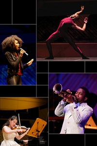 2018 YoungArts Finalists