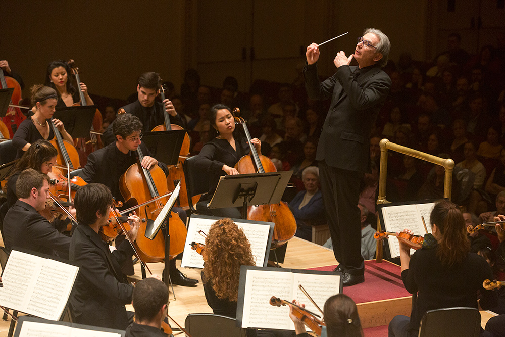 MTT conducts NWS at Carnegie Hall