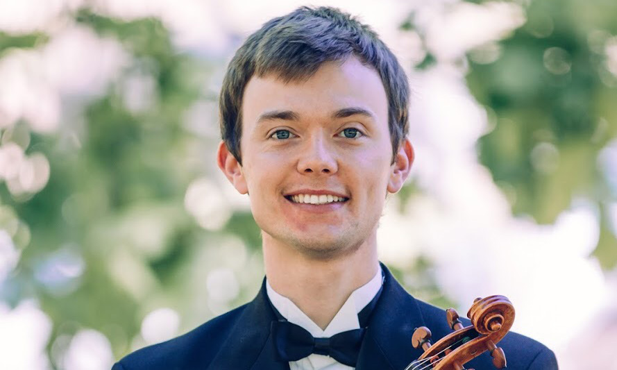 Violin Fellow Roman Yearian