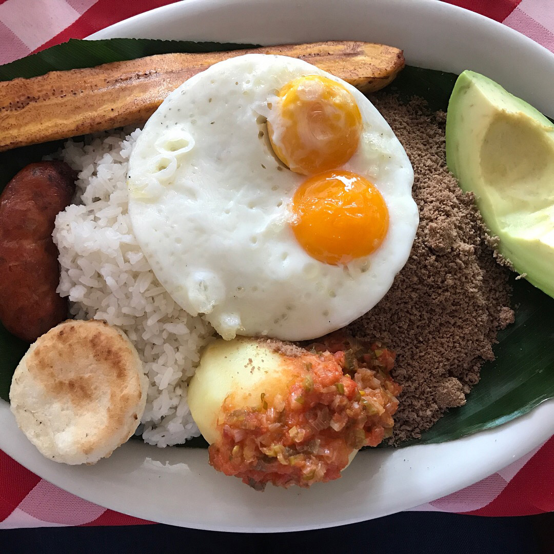 Colombian Food 1