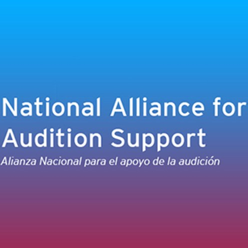 NWS helps launch National Alliance for Audition Support