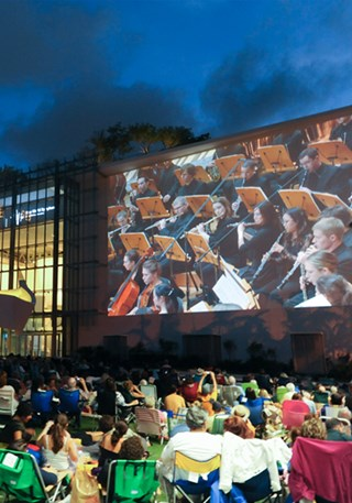 WALLCAST® CONCERT: CONCERTO SHOWCASE