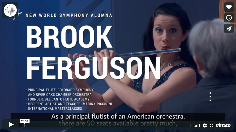 Alumni Profile: Brook Ferguson
