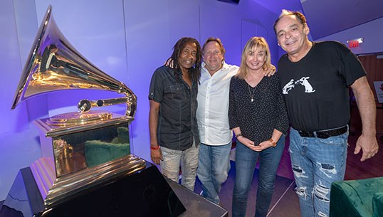 Recording Academy® at the New World Center