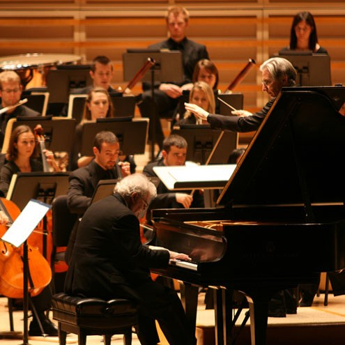 From the Archives: Emanuel Ax at NWS