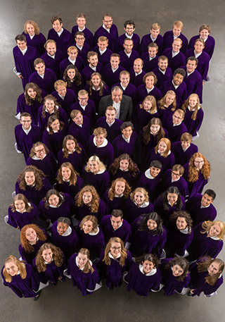 St. Olaf Choir -- Live in Concert