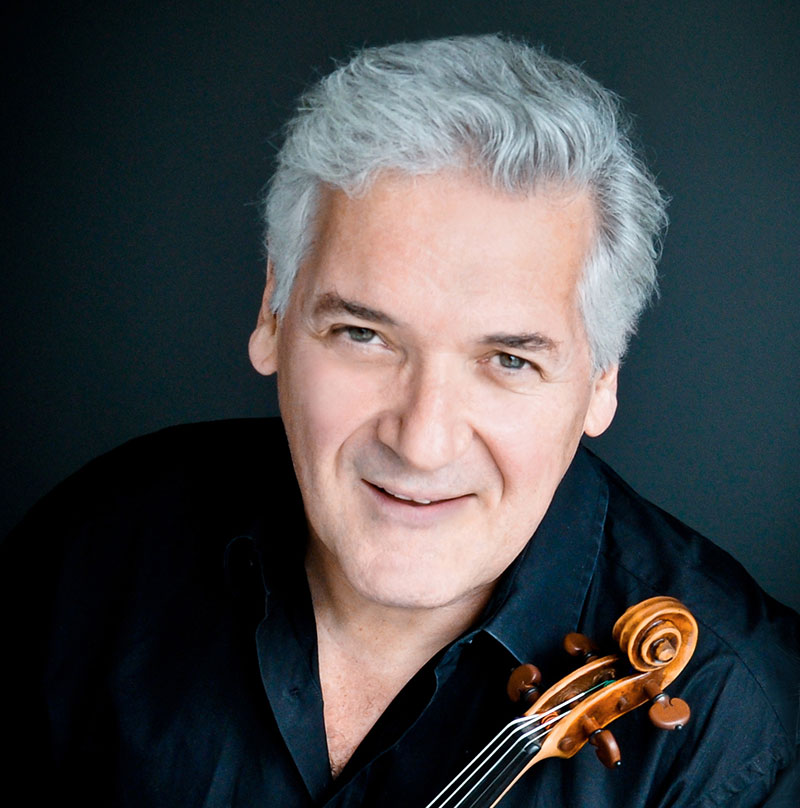 Pinchas Zukerman to perform Bruch's famed Concerto | New