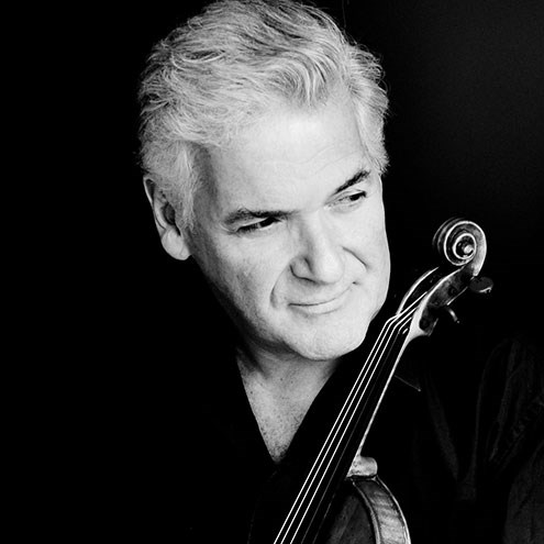 Pinchas Zukerman to perform Bruch's famed Concerto