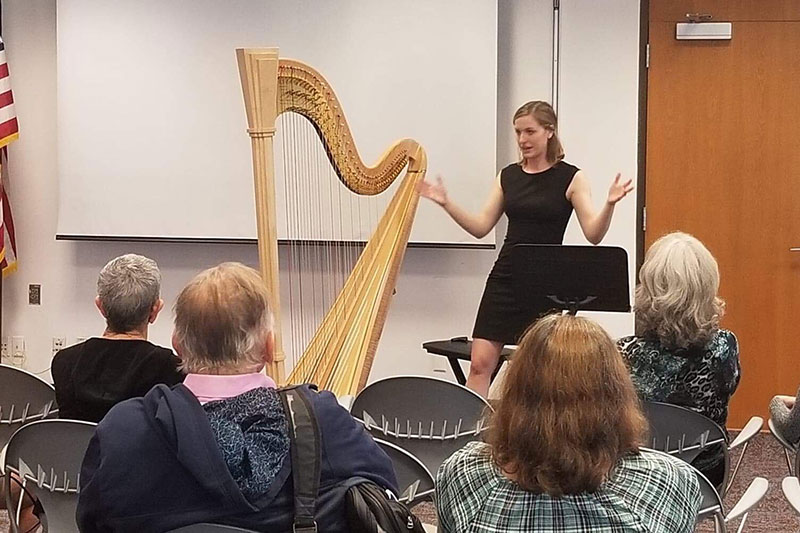 Tales from the Harp