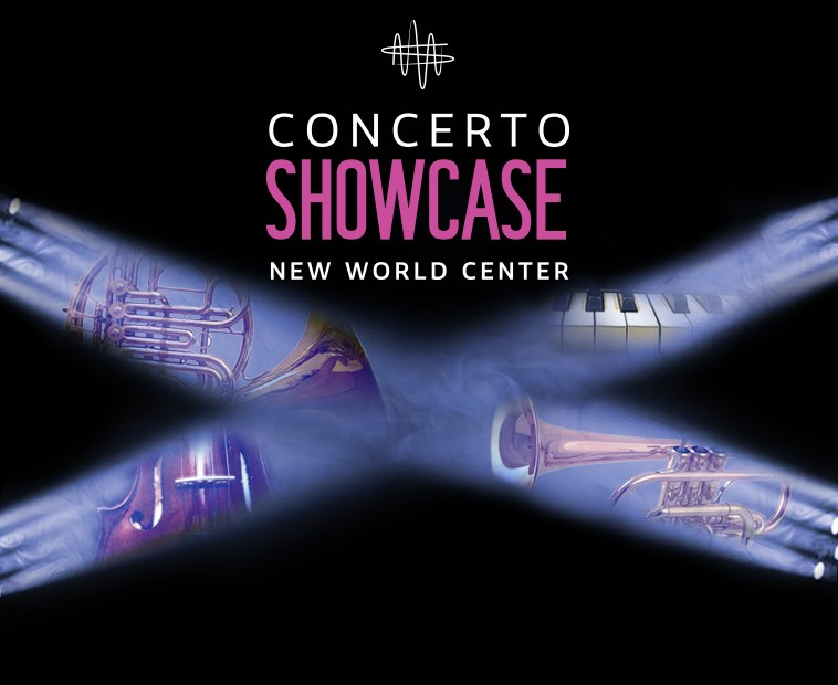 Concerto Showcase Jan. 26-27  They've gone head-to-head. Now the winners of NWS's concerto competition share the spotlight!