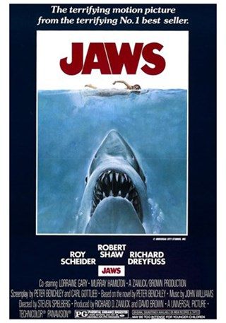 JOHN WILLIAMS COMES TO MIAMI: Jaws