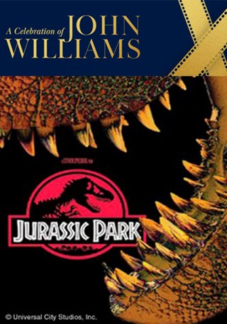 JOHN WILLIAMS COMES TO MIAMI: Gala Performance and Jurassic Park