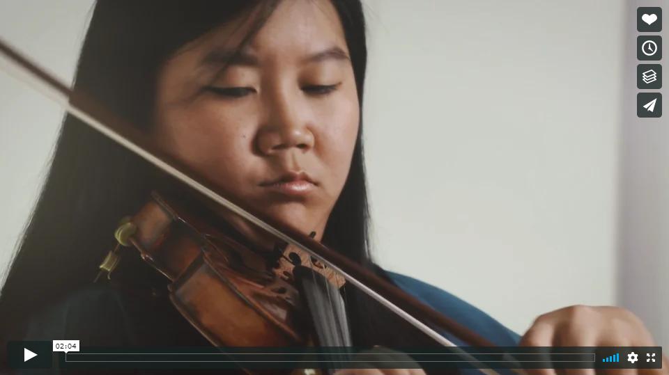 Fellow and Alumni Profile Videos   New World Symphony