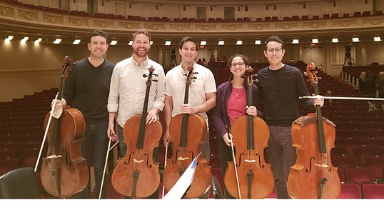 From the Fellows: Travel Journal from Carnegie Hall Tour