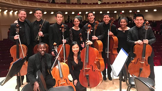From the Fellows: First Impressions of Carnegie Hall