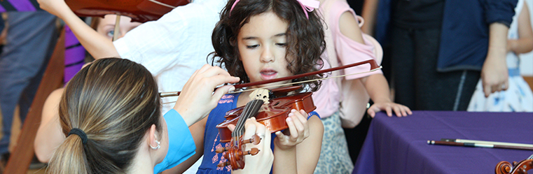 Concerts for Kids/Instrument Petting Zoos