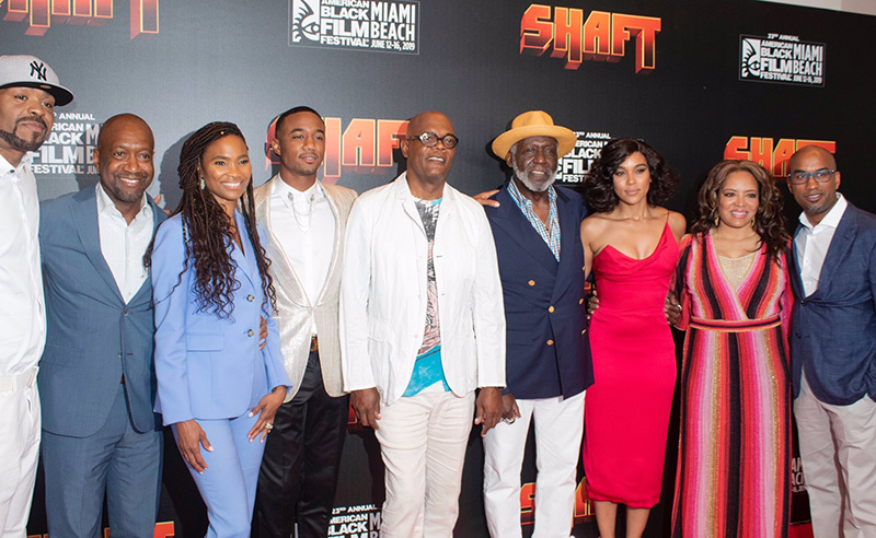 SHAFT premiere at NWC
