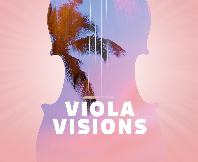 Viola Visions A signature NWS festival from October 15-19