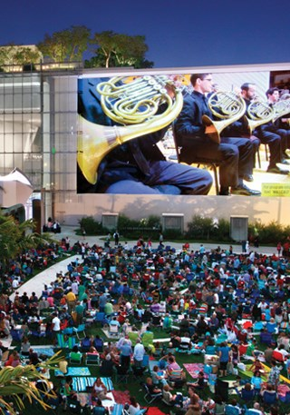WALLCAST® CONCERT: SEASON OPENER WITH MTT AND TRIFONOV