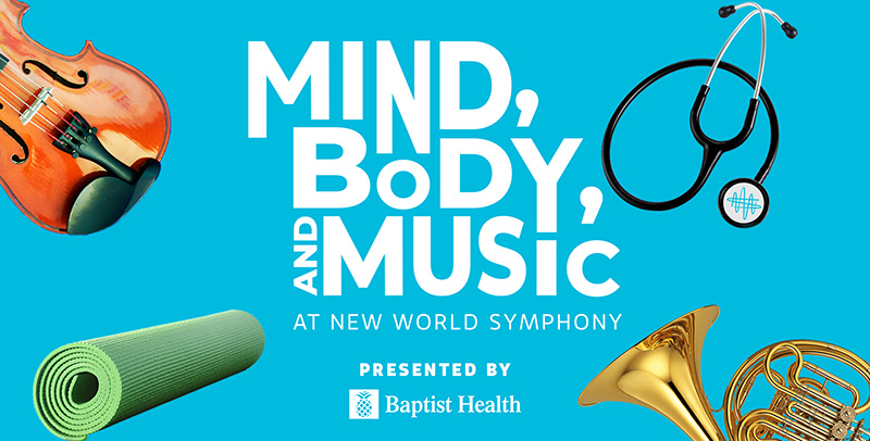 Mind, Body and Music - Nov. 23