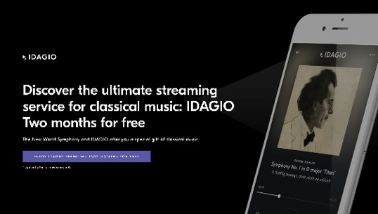 IDAGIO Listen Now: NWS on IDAGIO