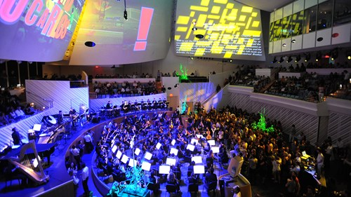Nws Backgrounds For Zoom New World Symphony