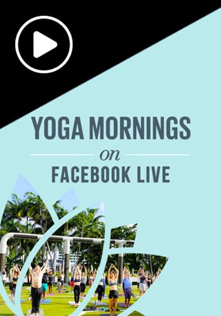 NWS Yoga Mornings on Facebook Live