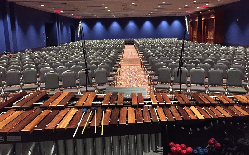 Mallets session at PASIC Nov. 12, 2015