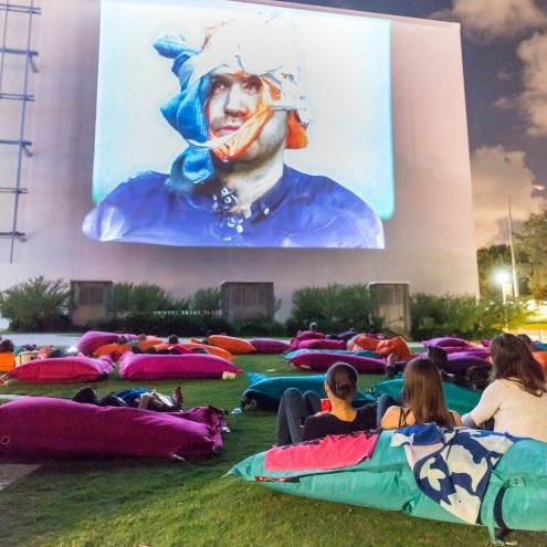 SoundScape Park Hosts Art Basel Films