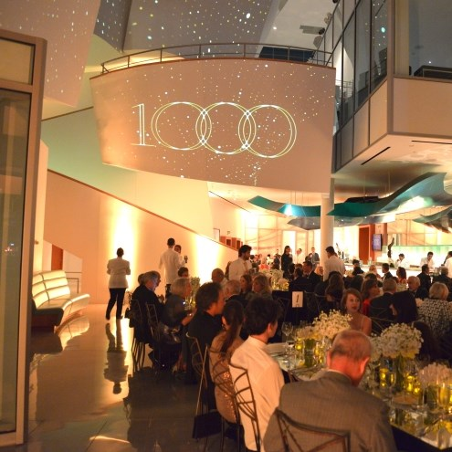 NWS Celebrated Alumni with GALA 1000